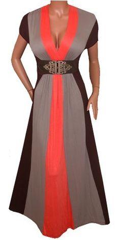 Peach + Black Maxi Dress ♡♡♡♡♡    http://www.amazon.com/dp/B00945SD0G/ref=cm_sw_r_pi_dp_oIHvqb0X363DZ