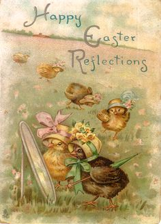 Happy Easter Reflections
