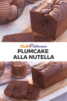 Mini cakes goat-zucchini and ricotta-spinach - Clean Eating Snacks Yummy Snacks, Delicious Desserts, Yummy Food, Kitchen Aid Recipes, Nutella Cake, Plum Cake, Köstliche Desserts, Savoury Cake, Chocolate Recipes