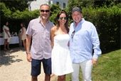 Kevin O'Sullivan Hosts Private Clients at East Hampton Garden Party via Patrick McMullan Company Hampton Garden, East Hampton, Kos, The Hamptons, Panama Hat, Party, Parties, Aries, Blackbird