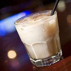 BLACK RUSSIAN  1 1/4 oz. Vodka  3/4 oz. Kahula  Mix in cocktail glass with ice.  COLORADO BULLDOG  1 1/2 oz. Vodka  1 oz. Kahula  2 oz. Half & Half  Mix in pint glass with ice and top with a splash of Coke.