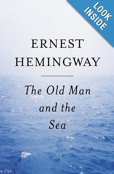 The Old Man and The Sea: Ernest Hemingway: 9780684801223: Amazon.com: Books