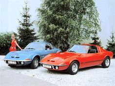 1969 Opel GT & Opel Aero GT Concept car | Flickr - Photo Sharing!