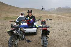 20 Minuten - Motocross-Fahrerin gibt Gas – trotz Frauen-Verbot - News