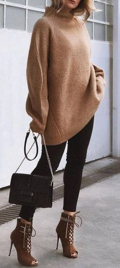 45 Flawless Winter Outfits To Inspire You   003  Winter  Outfits Ανοιξιάτικα  Σύνολα cac508ae396