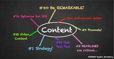 40 Content Marketing Tactics to Increase Your Success - http://pla.nr/1RIbba0 #content #marketing #tips