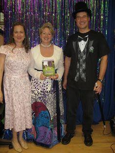 Cynsations: Jennifer Ziegler's Keep Austen Weird Prom Celebrated Sass & Serendipity