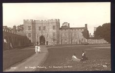 St Osyth Priory, Clacton, Essex, England, UK  | Essex CLACTON ON SEA St Osyth Priory 1950s? RP PPC • £12.00 1 of 1 ... Essex England, England Uk, Golden Age, Thriller, 1950s, Mystery, Beautiful Places, Saints, The Past