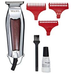 Wahl professional deluxe home kit wahl deluxe home haircut clipper kit 8645 500 see more 5 star detailer t blade trimmer solutioingenieria Image collections