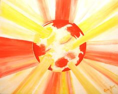 ... Art Gallery: My Painting is part of the CBS Sunday Morning Sun Art