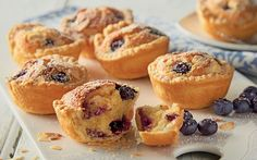 Blueberry and blackcurrant #Recipe #LetsBake #Win
