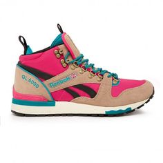 Reebok Gl 6000 Mid M41525 Sneakers — Sneakers at CrookedTongues.com