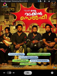 Oru Vadakkan Selfie -the 1st half was decent with a few LOL moments; the 2nd half though was an annoying mess; better to watch the 1st half alone when they air it on TV.
