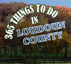 365 Things To Do Loudoun County, Virginia