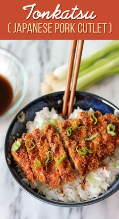 Tonkatsu (Japanese Pork Cutlet)   Here Are 7 Tasty Dinners To Make This Week
