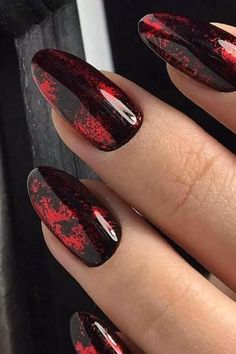 red manicure #red #manicure #love #nails #nailart #beautiful #gelnails #nail #art #naildesign #fashion #gelpolish #nailswag #nailpolish #nailsoftheday Christmas Nail Art Designs, Fall Nail Designs, Cute Nail Designs, Christmas Nails, Gel Nail Art, Nail Polish, Red Manicure, Gel Nails French, Nail Art Videos