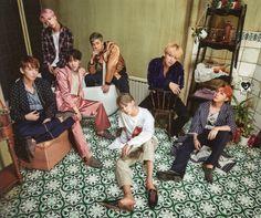 BTS Album Wing W version