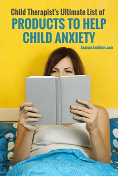 As a child therapist I am constantly recommending products to help reduce child anxiety. Here is my ultimate list of products! Calming Activities, Therapy Activities, Overcoming Anxiety, Controlling Anxiety, Understanding Anxiety, Deal With Anxiety, Anxiety Tips, Anxiety Humor, Occupational Therapy