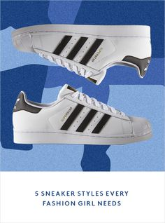 Your ultimate guide to becoming a DL sneakerhead (Sponsored by adidas Originals) http://r29.co/1Ug9aGV