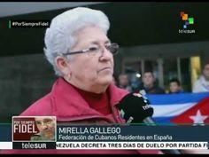 El pueblo cubano se declara fiel a los principios revolucionarios | Noticias | teleSUR