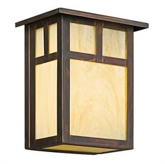 Show details for Kichler Lighting 9143CV Outdoor Sconce Lighting Alameda