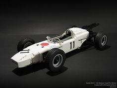 Honda RA272 (LEGO MODEL!!!)