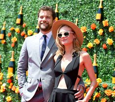 Joshua Jackson and Diane Kruger made a stunning pair at the 8th Annual Veuve Clicquot Polo Classic at Liberty State Park on May 30 in Jersey City, N.J.