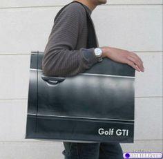 shopping bag Golf GTI