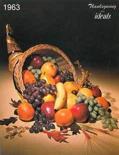 Ideals Thanksgiving 1963