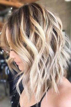Medium Length Hairstyles For Women To Look Special ★ See more: http://lovehairstyles.com/medium-length-hairstyles-for-women/