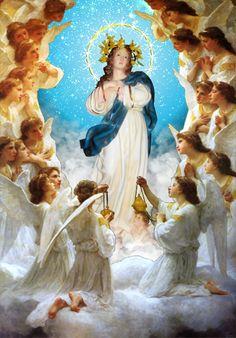 MARIA MADRE CELESTIAL: Nuestra Señora de los Angeles Patrona de Costa Rica