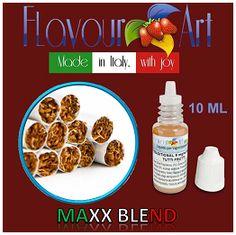 E-Liquide Maxx Blend de Flavour Art sur TOP CIGARETTE ELECTRONIQUE