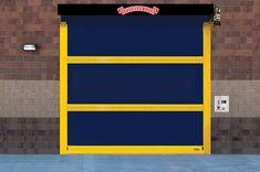 High Speed Fabric Doors 994
