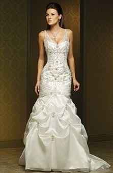 a76e3d6e1f83 lovely stylish mermaid Bridal Wedding Dresses