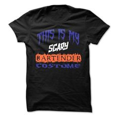 This Is My Scary Bartender Costume Halloween T Shirts, Hoodies. Check Price ==► https://www.sunfrog.com/Drinking/this-is-my-scary-bartender-costume-halloween-tee-t-shirts-hoodies.html?41382