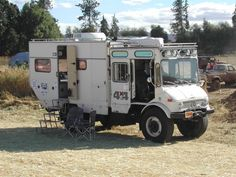 mb 4x4 another extreme camper.