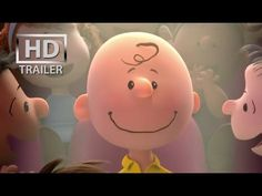 The Peanuts Movie   official trailer #2 (2015) - YouTube