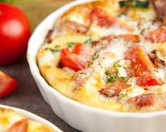 Quiche sans pâte légère poivrons et chorizo : http://www.fourchette-et-bikini.fr/recettes/recettes-minceur/quiche-sans-pate-legere-poivrons-et-chorizo.html