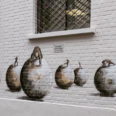 Philippe Hérard #streetart