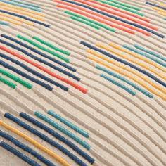 Southwest decor inspiration | AVILA patterned ecru cotton cushion cover 40 x 40 cm | Maisons du Monde