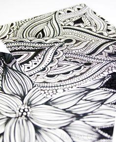 alisaburke: a peek inside my sketchbook- oodles of doodles