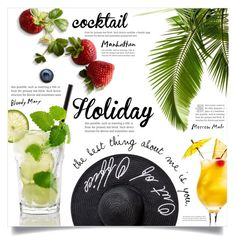 """""""I need a holiday"""" by dolly-valkyrie ❤ liked on Polyvore featuring interior, interiors, interior design, home, home decor, interior decorating and SummerVacation"""