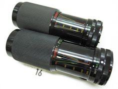 5L345HA TEFNON 75-300mm F5.6 レンズまとめて2本ジャンク_画像1