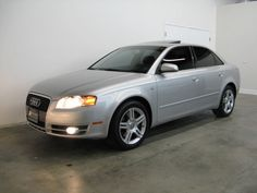 2007 Audi A4 2.0T Sedan | Palace Auto Center  #Audi #A4 #sedan Audi A4, Used Cars, Palace, Automobile, Sedans, Car, Motor Car, Autos, Palaces