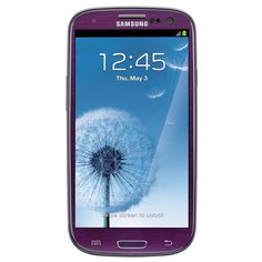 The Color Purple: Samsung Galaxy S3 Now Available in Amethyst