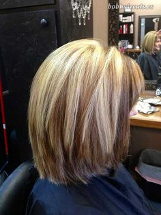 19 New Layered Long Bob Hairstyles - 14 #LobHairstyles