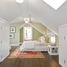 Dormered Bedrooms Design, Pictures, Remodel, Decor and Ideas - page 6