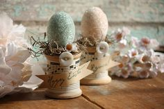 Easter Egg Spools