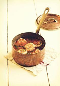 Tomato & Prawn Stew - Donna Hay