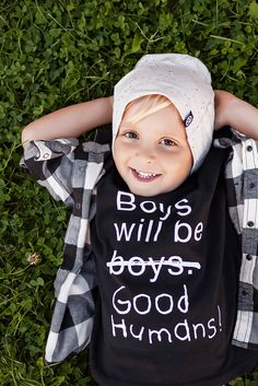 b7857f2d 145 Best Boys Will Be Good Humans (TM) images in 2019 | Boy baby ...